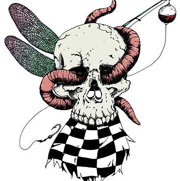 KILL SEZN: KREST by cicadahaus