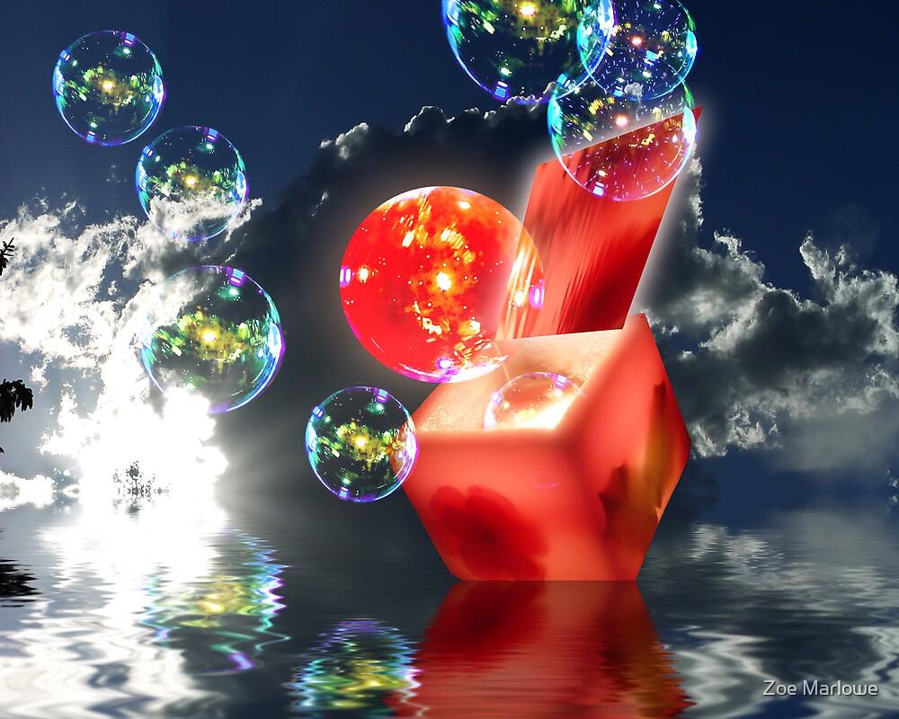 Redbubble Box by Zoe Marlowe