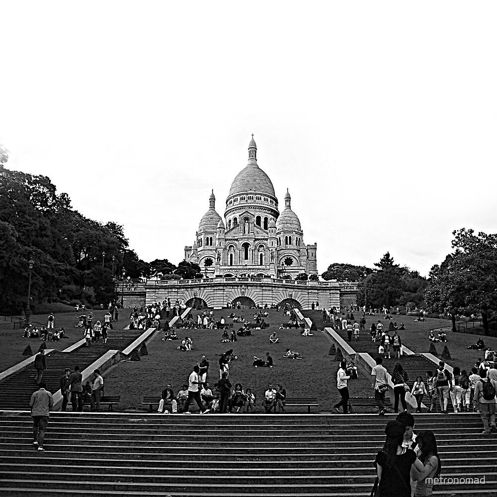 Basilique du Sacré-Cœur  by metronomad