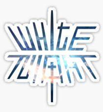 TAEYANG - White Night Sticker