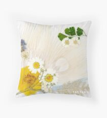 taeyang wn cover Throw Pillow