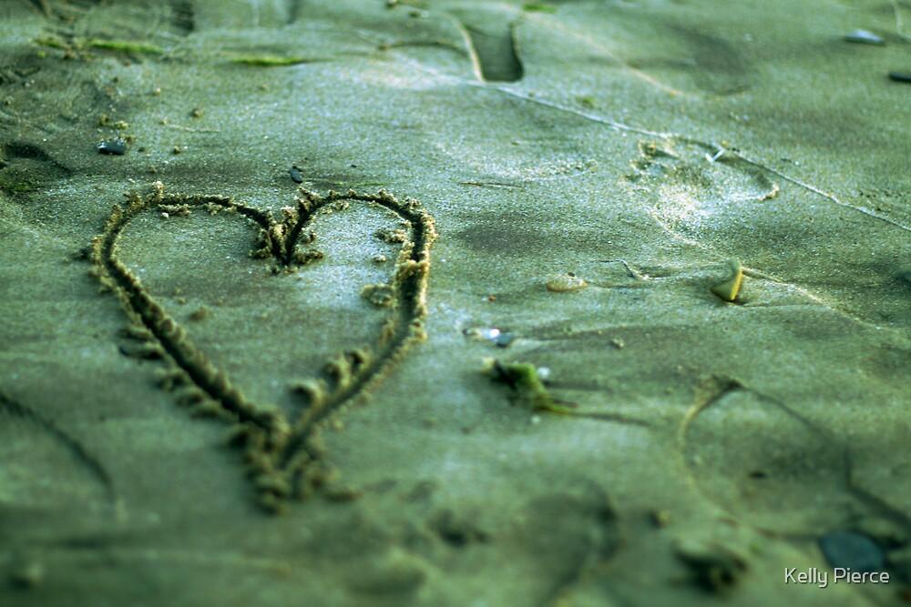 Sand Heart by Kelly Pierce