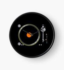Reloj Tocadiscos tocadiscos de vinilo reproductor de música
