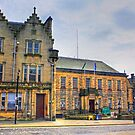 Council Buildings by Tom Gomez