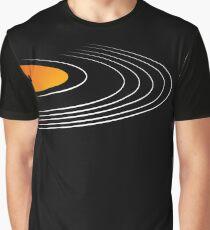 Music Retro Vinyl Record  Graphic T-Shirt