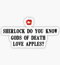 Death Lock Sticker