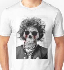 Jimi Hendrix Skull Portraits T-Shirt