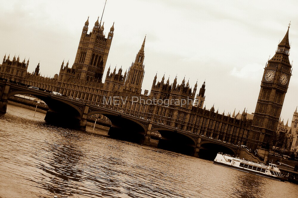 London Waterways by MEV Photographs