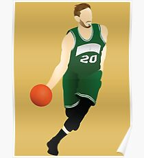 GORDON HAYWARD Poster