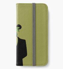 Margritte Banksy Mickey Rat iPhone Wallet/Case/Skin
