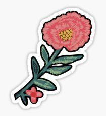 GUCCI flower Sticker