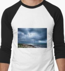 Jetty View Men's Baseball ¾ T-Shirt