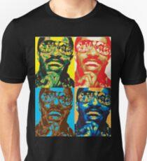 Full Colour of Stevie Wonder T-Shirt