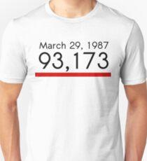 Commemorating Wrestlemania 3 T-Shirt