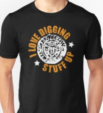 Metal detecting shirt, fun gift idea Unisex T-Shirt