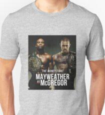 mcgregor vs mayweather Merchandise T-Shirt