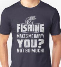 Funny fishing shirt T-Shirt