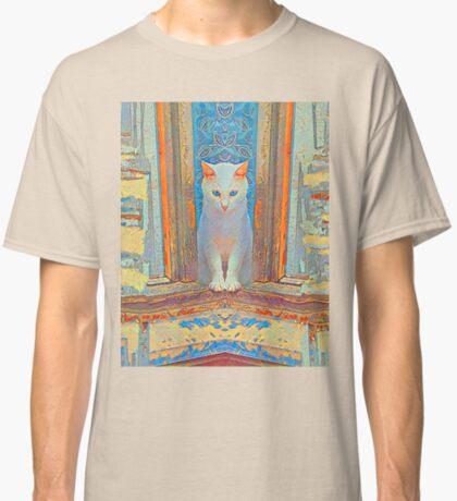 Symmetrical cat Classic T-Shirt