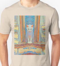 Symmetrical cat T-Shirt