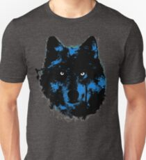 Moonlight Painted Wolf T-Shirt
