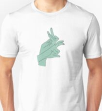 Bunny Shadow puppet T-Shirt