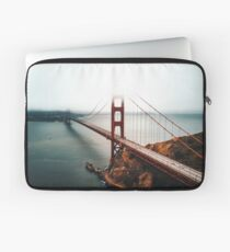 san francisco golden gate Laptop Sleeve