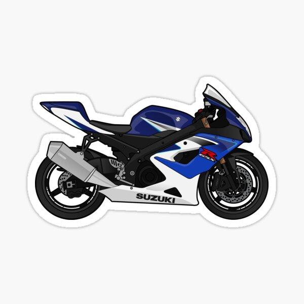 Suzuki GSX-R 1000 K5 K6 Sticker