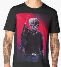 Cobra Skeleton Men's Premium T-Shirt