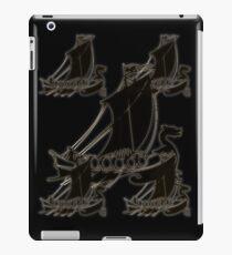 Viking Ships iPad Case/Skin