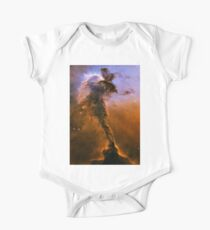 Yellow Galaxy Kids Clothes