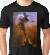 Yellow Galaxy Unisex T-Shirt