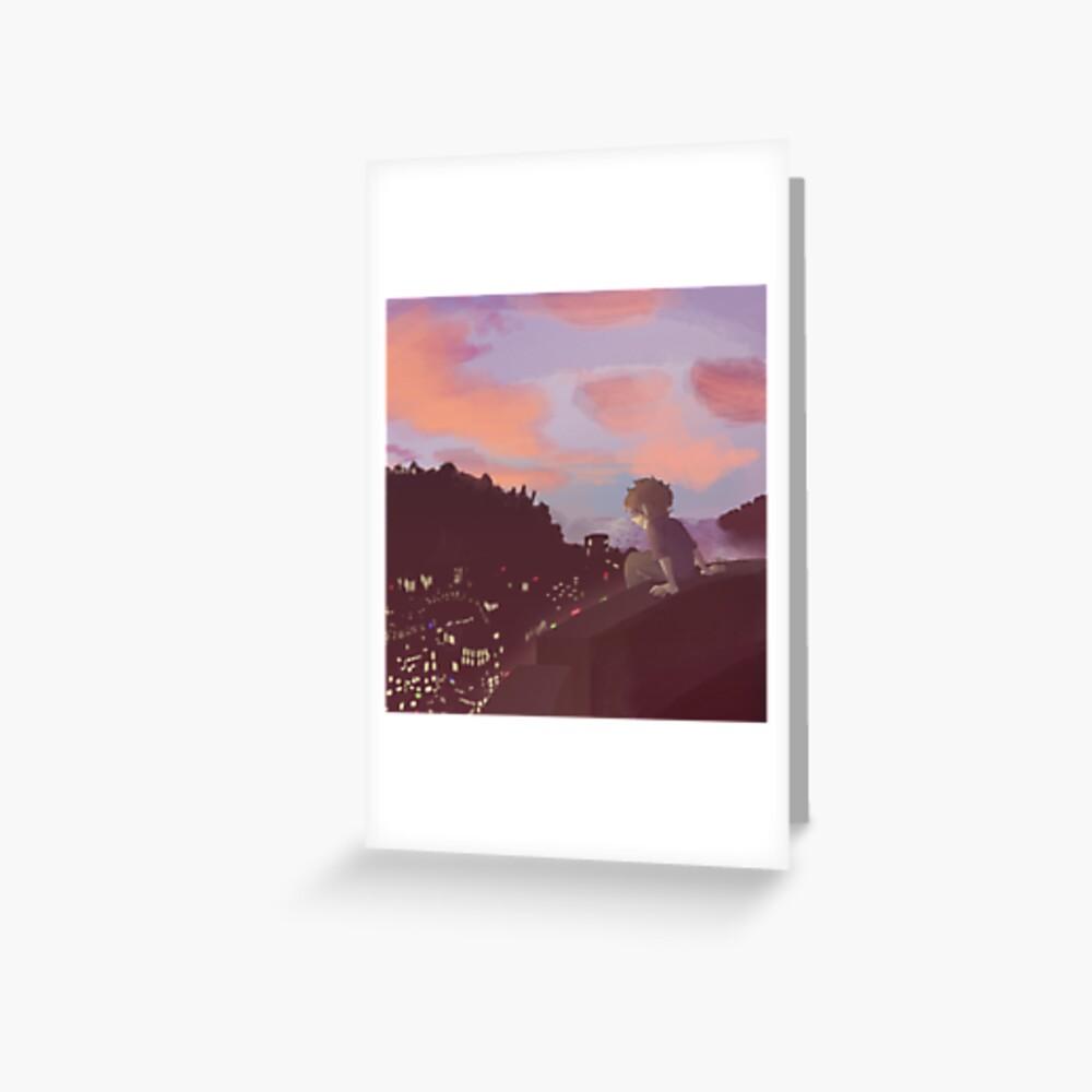 Colina Bay Greeting Card