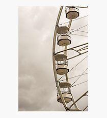 Gondola Ride 2 Photographic Print