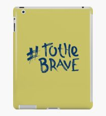 Kids Cancer Campaign supported by Messi iPad Case/Skin