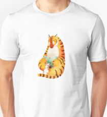 Reading Tiger T-Shirt