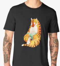 Reading Tiger Men's Premium T-Shirt