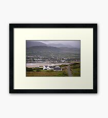 Dunfanaghy , County Donegal , Ireland Framed Print