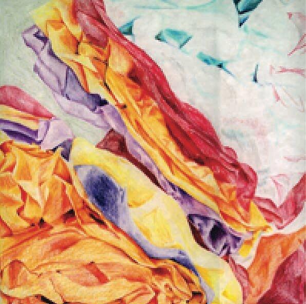 Paper Flowers by Celinda