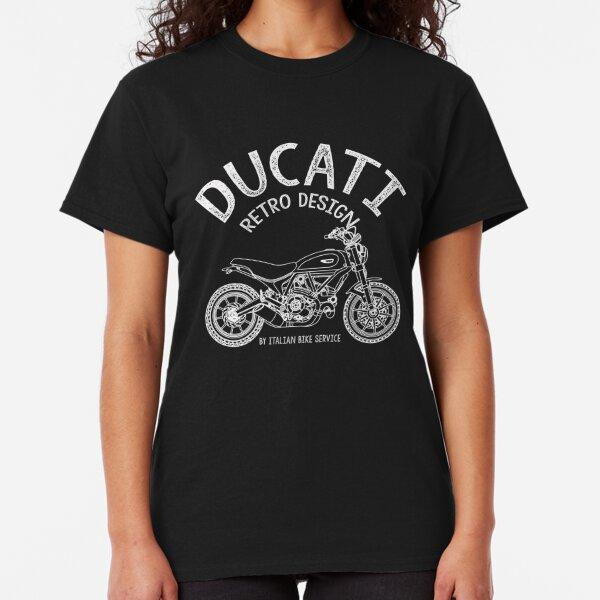 T-shirt CAFE RACER Vintage Motorcycle Biker Custom Royal Enfield Triumph BSA