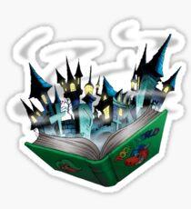 Toon World Sticker