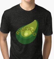 AVOCADO FRUIT  Tri-blend T-Shirt