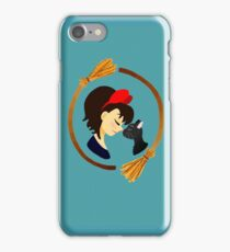 Kiki's Delivery Service iPhone Case/Skin