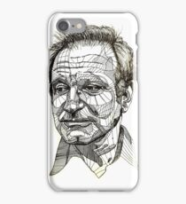 Robin Williams iPhone Case/Skin
