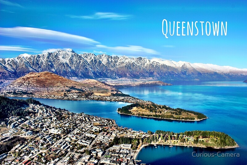 Queenstown by curious camera