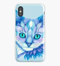 Handsome Cat iPhone Case/Skin
