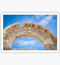 Unesco Heritage Site of the Ancient City of Ephesus, Selcuk, Turkey Sticker