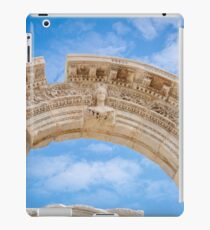 Unesco Heritage Site of the Ancient City of Ephesus, Selcuk, Turkey iPad Case/Skin