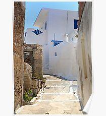 The Greek Village Milos 2 Poster