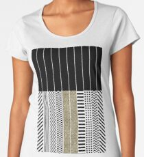 Patterns Women's Premium T-Shirt