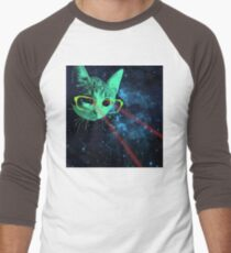 Cat with lase eyes T-Shirt